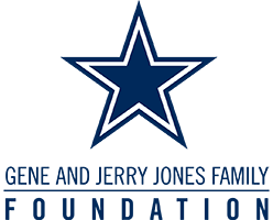 Gene and Jerry Jones Family Foundation - Donation Request Form